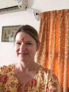 nina pileggi in india